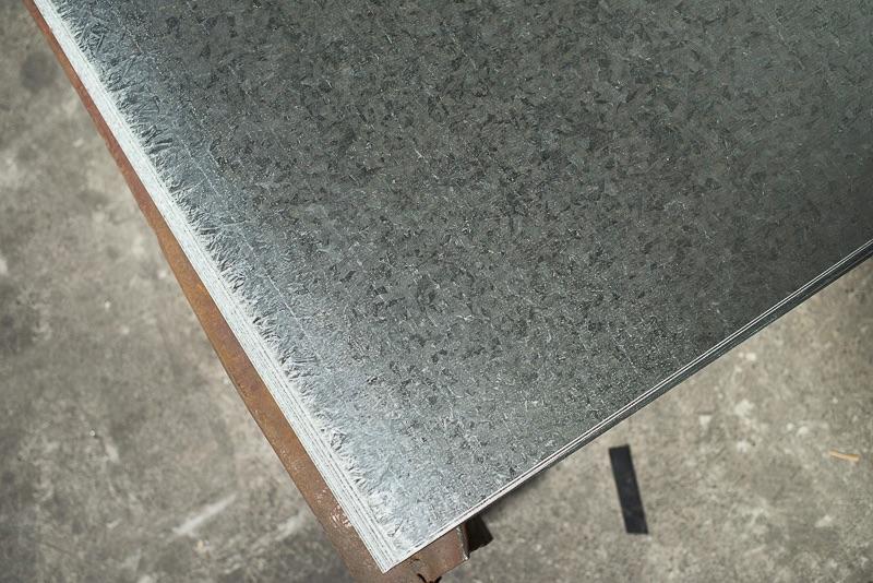 Planchas de acero (Tolas)