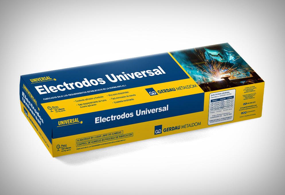 Electrodos Universal